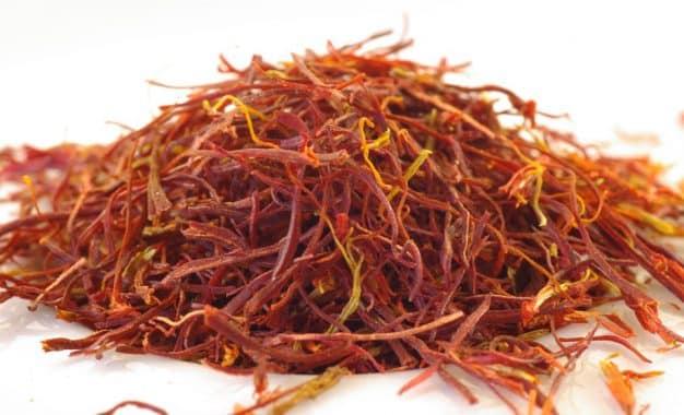 Safran antidépresseur : les vertus d'une épice pluri-millénaire